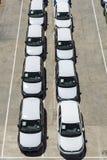 парк гавани автомобиля Стоковые Изображения RF