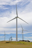 парк генератора Австралии эоловый стоковые фотографии rf