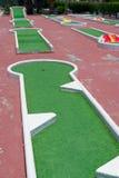 парк гольфа миниый Стоковые Фотографии RF