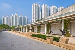 Парк Гонконг заболоченного места Стоковые Изображения RF