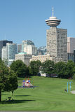 парк города урбанский Стоковая Фотография