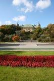 парк города Стоковая Фотография