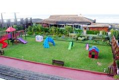 парк детей Стоковые Изображения RF