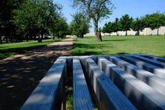 Парк замка Стоковое Изображение