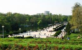 парк зрелищности Стоковое фото RF