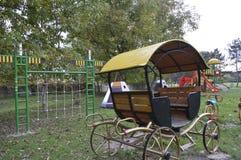 Парк игры Стоковая Фотография RF