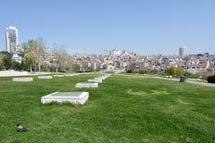 Парк Иерусалим Sacher, Израиль Стоковое Фото