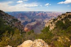 парк каньона грандиозный Стоковое Фото