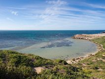 Парк консервации острова пингвина, западная Австралия Стоковая Фотография RF