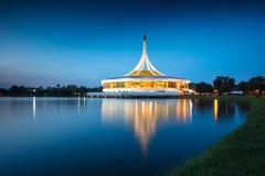 Парк короля Rama IX королевский Стоковое Изображение