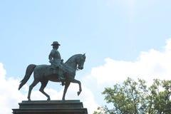 Парк круга Logan в DC Вашингтона стоковые фото