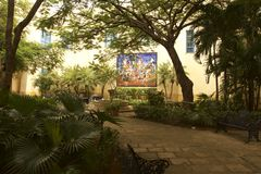 Парк Кубы малый стоковое фото