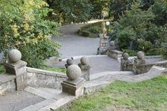 Парк курорта Стоковые Фотографии RF