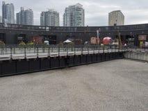 Парк локомотивного депо, Торонто, Канада Стоковое фото RF