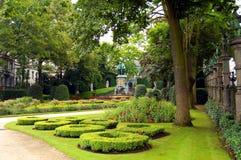 парк малый Стоковая Фотография