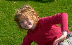 парк малыша Стоковые Изображения RF