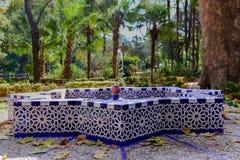 Парк Марии Luisa в Севилье Стоковое Фото
