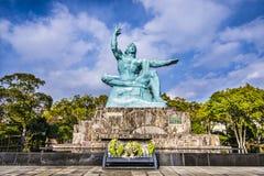 Парк мира Нагасаки мемориальный Стоковая Фотография