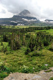 парк Монтаны ледника Стоковое Изображение RF