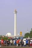 Парк национального монумента Стоковое Изображение
