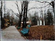 Парк на мире высок-техника Стоковые Изображения