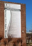 Парк на мотеле Лорена, Мемфис Теннесси основателей Стоковые Фотографии RF