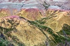 парк неплодородных почв nat Стоковая Фотография RF
