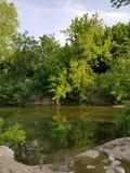 Парк общины в Killeen стоковое изображение rf