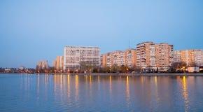 Парк озера Стоковое фото RF