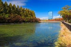 Парк Осака Стоковое Изображение RF