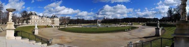 парк панорамы Стоковая Фотография