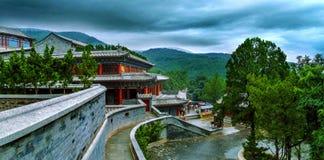 Парк Пекина Badachu Стоковое фото RF