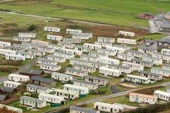 Парк передвижных домов Стоковое фото RF
