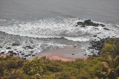 Парк пляжа Bekal стоковые изображения