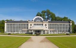 парк Польша warsaw orangery lazenki старый Стоковое Изображение