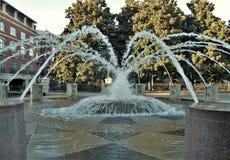 Парк портового района Чарлстона Стоковые Фото