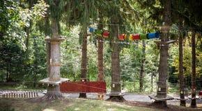 Парк приключения Стоковое фото RF