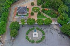 Парк Пусана Yongdusan Стоковое фото RF