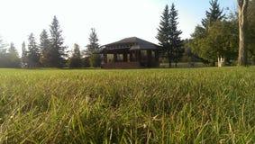 Парк реки Athabasca Стоковые Фотографии RF