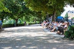 Парк Ричмонда Стоковое Фото
