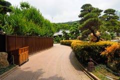 Парк сада Nan Lian Стоковая Фотография RF