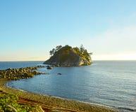 Парк скалы Whyte (изображение HDR) стоковая фотография