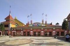 Парк Сочи - тематический парк Стоковое фото RF