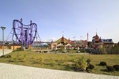 Парк Сочи - тематический парк Стоковое Изображение
