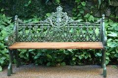 парк стенда богато украшенный Стоковое Фото
