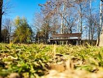 Парк стенда публично Стоковая Фотография