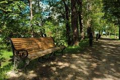 парк стенда Стоковые Фото