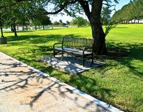 парк стенда Стоковое Изображение RF