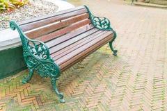 парк стенда зеленый Стоковая Фотография