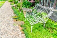 парк стенда зеленый Стоковая Фотография RF